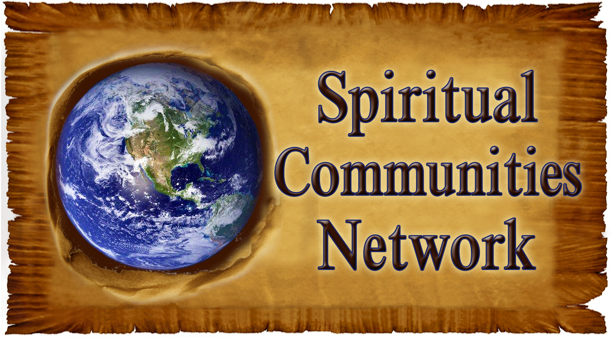 Spiritual Network Logo