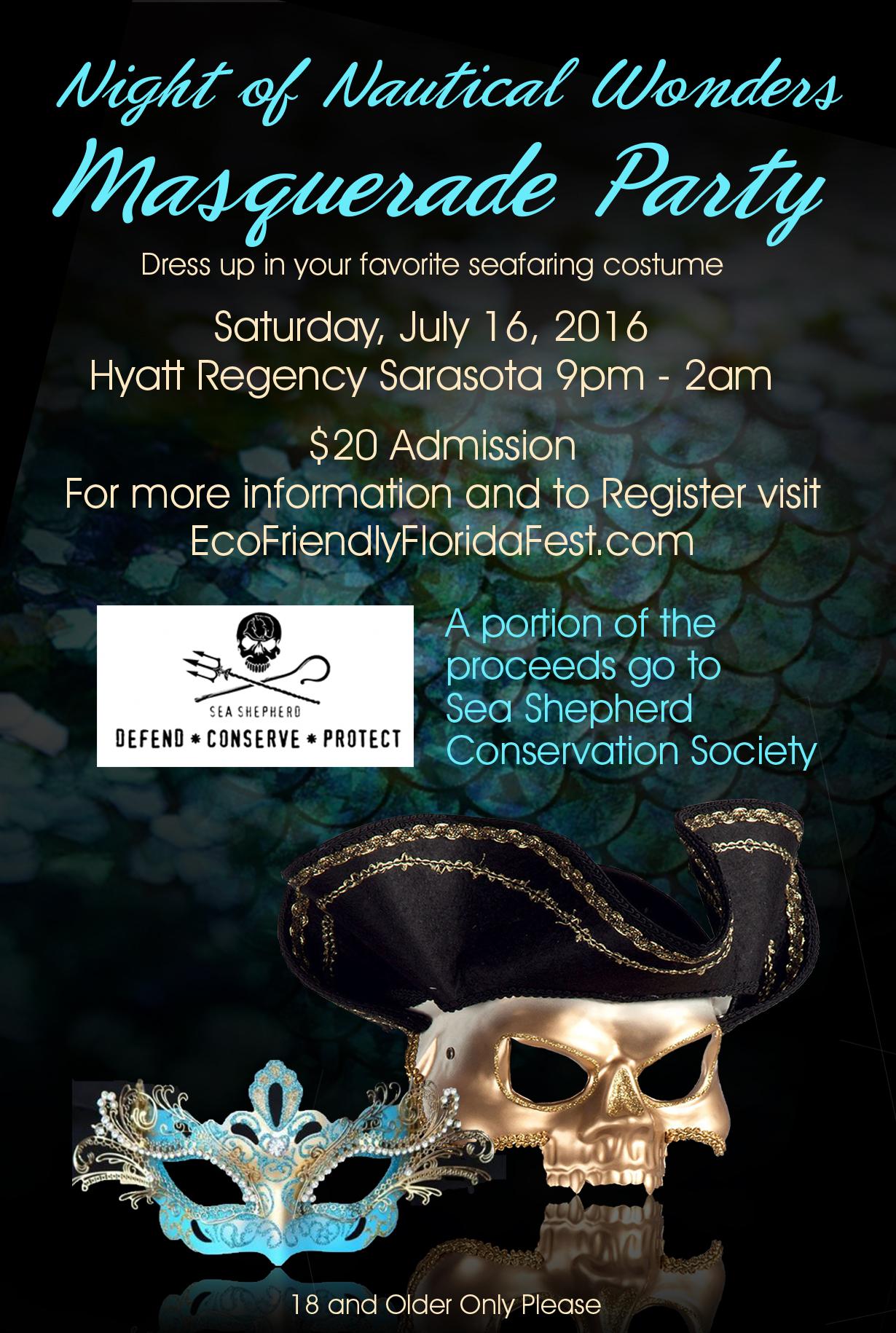 Masquerade Invite
